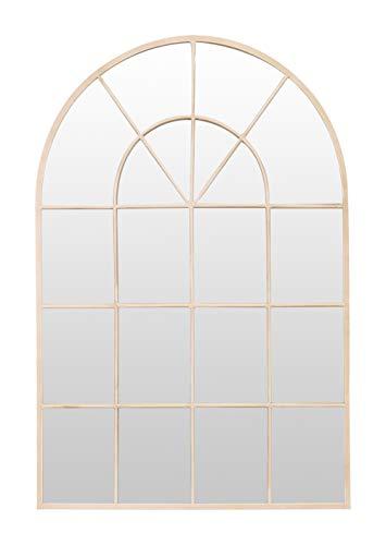 Select Mirrors Stamford - Espejo de pared (metal, 60 x 90 cm)