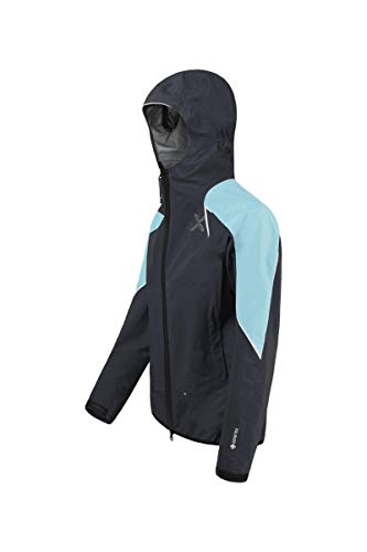 MONTURA Damen Gore Tex Magic 2.0 Jacke - Ice Blue, Blau XL