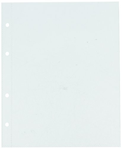 Docrafts Creativity Essentials A5 Stempelhüllen, 6 Stück/Packung, Transparent