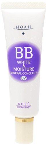 Noah Kose Make Up White & Moisture BB Mineral Concealer 20g - 01 Natural Beige