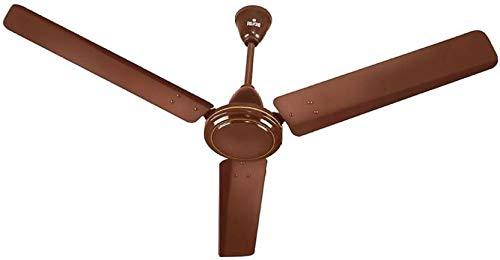 Polycab Zoomer 75-Watt Ceiling Fan (1200-mm, Brown)