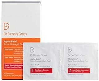 Dr. Dennis Gross Skincare Alpha Beta Extra Strength Daily Peel - 30 packettes
