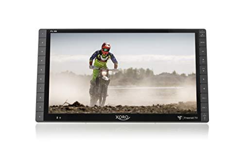Xoro PTL 1450 35,5 cm (14 Zoll) Tragbarer DVB-T/T2 Fernseher inkl. 6 Monate freenet TV Guthaben
