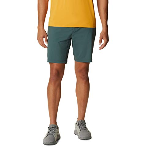 Mountain Hardwear Herren Standard Basin Slip On Short Black Fichte XXL X Regular