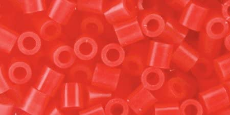 Perler Fun Fusion Beads Today's only 1000 Pkg-Hot Coral 2021 spring and summer new