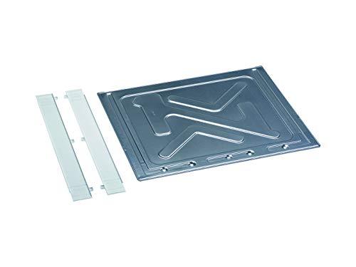Miele Original Zubehör UBS W/T/S Unterbausatz / für Waschmaschinen und Trockner mit schräger Blende / sicherer Unterbau in niedrige Nischen (ab 82 cm)