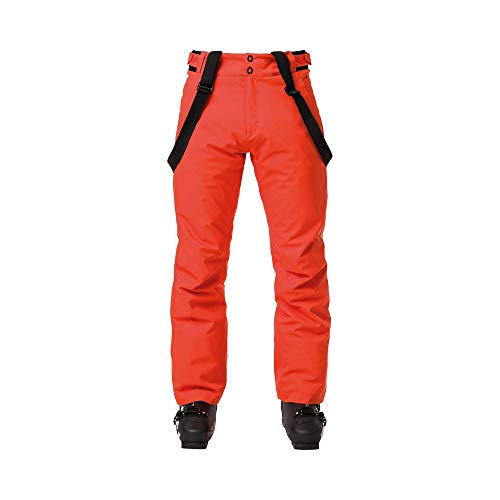 Rossignol Ski Pantalones De Esquí, Hombre, lavaorange, XXL