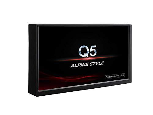 Alpine X703D-Q5 7-Zoll Premium-Infotainment-System para Audi Q5 Con Sistema de Navegación, Apple Carplay Y Android Coche Apoyo
