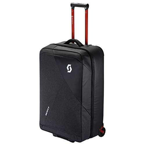 Scott Travel Softcase 110 Trolley reistas koffer grijs