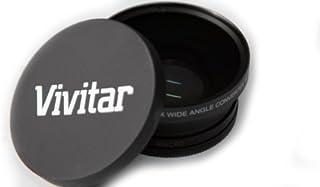 Vivitar 52mm 0.43X Professional Wide Angle Lens with Macro
