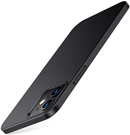 TORRAS Slim Fit Compatible for iPhone 12 Case Specifically for iPhone 12 Paper Thin Silky Smooth product image