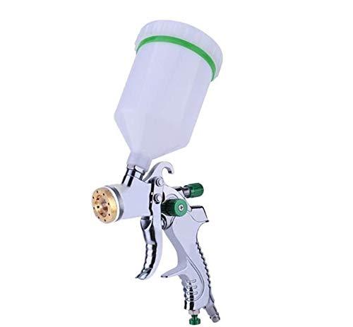 Kit De Pistola De Pulverización HVLP - Pistola Pulverizadora De 1.4MM / 1.7MM / 2.0 MM (3 Piezas), Aire Acondicionado Y Mantenimiento Para Todas Las Pinturas Automáticas, Imprimaciones, Acabados Y Acabados,