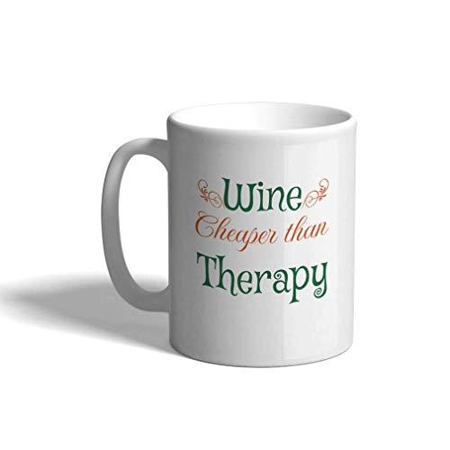 Keramische koffiemok wijn goedkoper dan therapie witte thee Cup 11 OZ