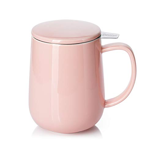 Sweese 204.108 Porcelain Tea Mug with Infuser and...
