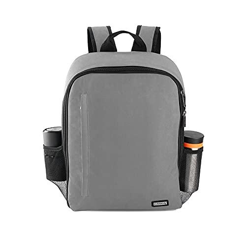Cewaal - Zaino per fotocamera multifunzione, impermeabile, grande capacità, per fotocamere DSLR SLR Canon Nikon Sony