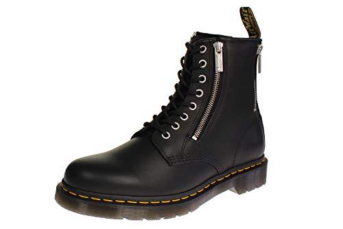 Dr. Martens Damen DM26103001_42 bovver boots, black, EU
