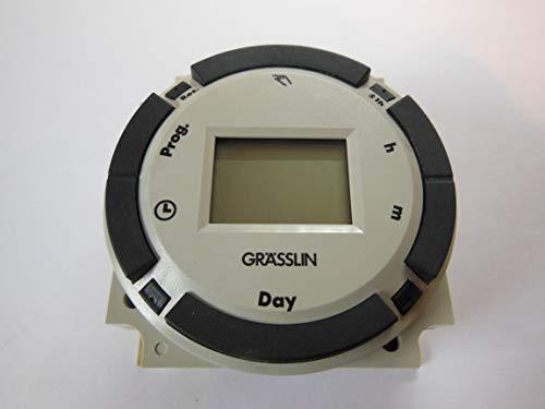 Grasslin FM/1DIGI20 Digitaler Zeitschaltuhr, 7 Tage, 3 V DC, 03.40.0010.1