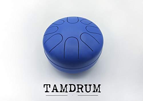 TAMdrum 8 notas escala MAYOR (Azul)