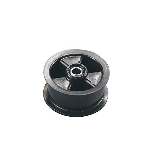 Electrolux 125012503 1250125034 - Rollo de cinta tensora para secadora automática AEG Zanussi Zanker