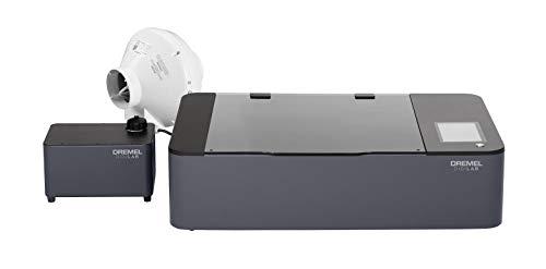 Dremel LC40-03 40W CO2 Laser Digilab Laser Engraver & Cutter with Booster Fan, 12
