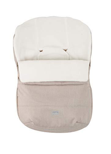 Asiento de coche para saco//Cosy Toes Compatible con todos los asientos del coche color rosa