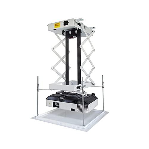 MXBAOHENG Soporte de proyector de 70 cm motorizado de elevación eléctrica para...