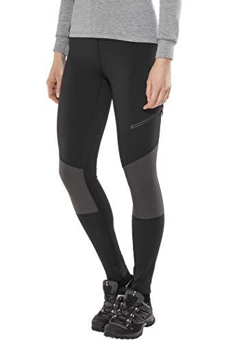 Columbia Titanium Titan Peak Trekking Legging - Women's Black/Shark, M/Reg