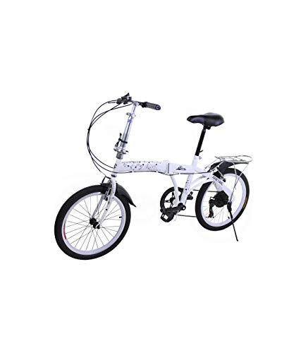 Bicicleta Plegable Metric 20' Shimano 7 velocidades Toumey Sistem.