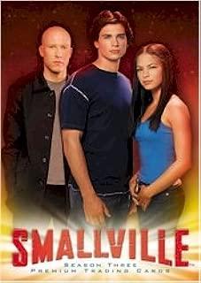 Smallville Season 3 SM3-1 Promo Card