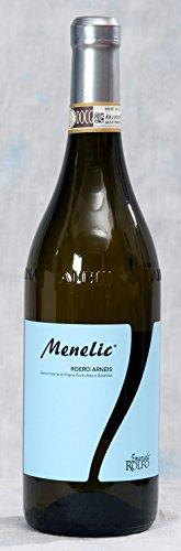emanuele rolfo Roero Arneis docg Menelic 2016: conf da 4 Bottiglie