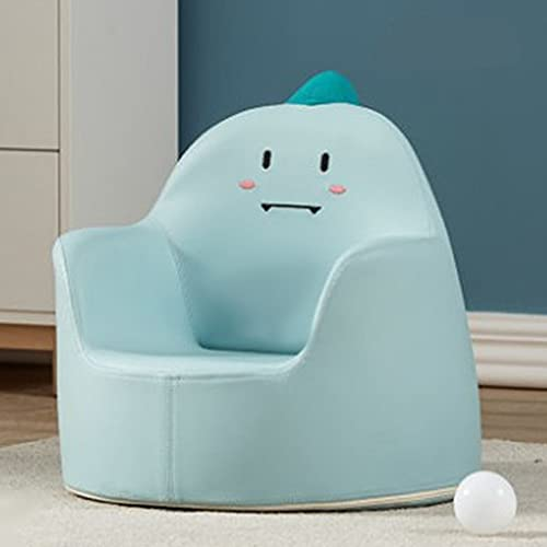 Smile Diary Children's Sofa Chair Cartoon Baby Learn to sit on The Sofa Boy Girl Baby small Sofa(D)