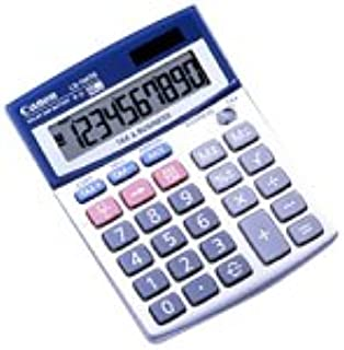 Canon LS-100TS Desktop Calculator with 10 digit tax functions (B00005MO61) | Amazon price tracker / tracking, Amazon price history charts, Amazon price watches, Amazon price drop alerts