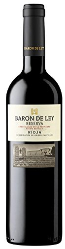 6x 0,75l - 2014er - Barón de Ley - Reserva - Rioja D.O.Ca. - Spanien - Rotwein trocken