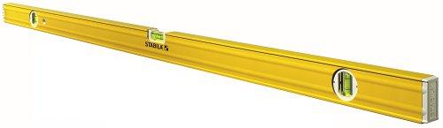 "Stabila 29072 72"" Type 80A-2 3-Vial Contractors Level"