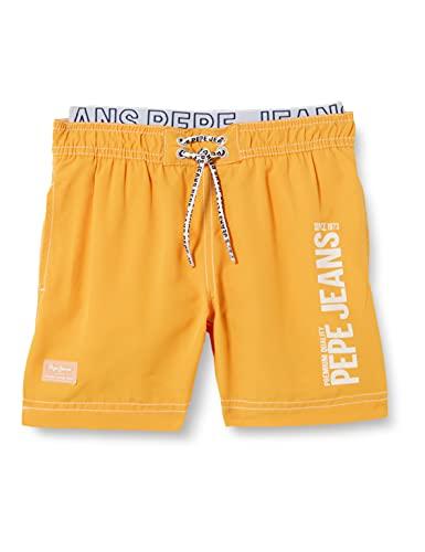 Pepe Jeans LUCCAS Costumi da Bagno, 043yellow, 16 Bambino