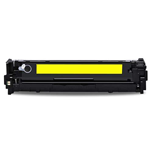 XDXD para HP CE410A Reemplazo de Cartucho de tóner Compatible para HP Laserjet Enterprise M351 M451NW M451DN M451DW 475DWW375NW 475DW 475DN Impresora con componentes de c Yellow