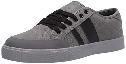 Osiris Kort VLC - Zapatillas de skate para hombre, (Carbón/gris), 36.5 EU