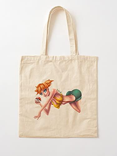 Générique süße Pinup Trainer Redhead female Lady Girls bunt   Einkaufstaschen aus Segeltuch mit Griffen, Einkaufstaschen aus nachhaltiger Baumwolle