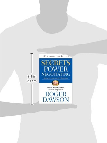 Secrets of Power Negotiating,15th Anniversary Edition: Inside Secrets from a Master Negotiator