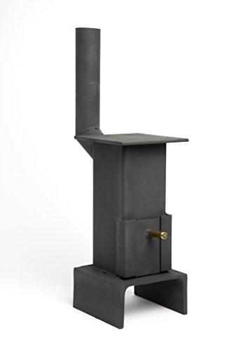 Reinventing Wheels Mini Wood/Coal Burning Smoker/Smoke Generator
