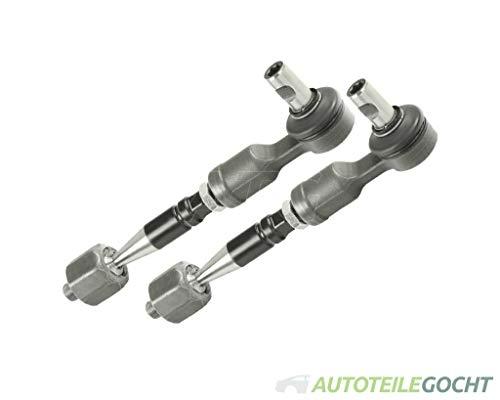 Set TEKNOROT Spurstange + Kopf für AUDI A4 B6 B5 B7 94-09 von Autoteile Gocht