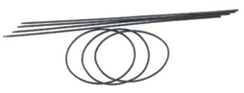 Schröder Z80 - 5 Antriebsspiralen für Dampfmaschine 260 mm