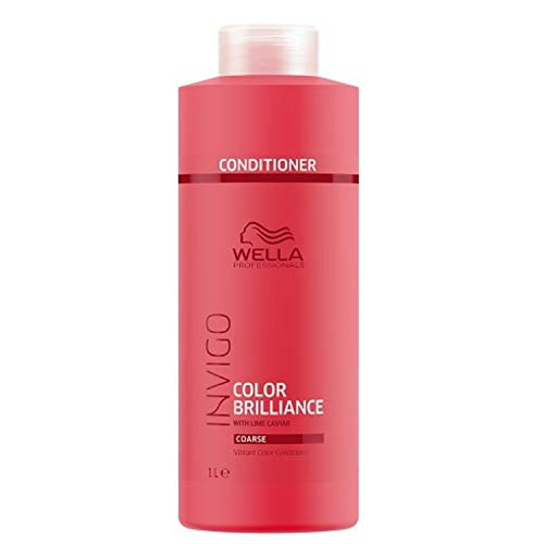 Wella Professionals Invigo Color Brilliance Vibrant Color Conditioner Coarse, 1000 ml