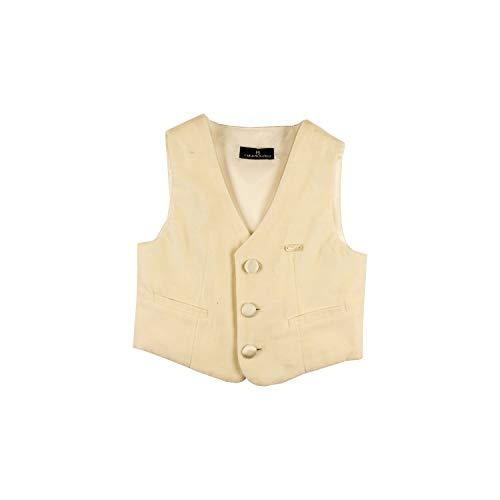 CARLO PIGNATELLI Baby Anzug-Weste - cremeweiss, Größe:12 Monate / 80
