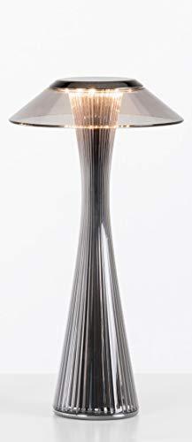 Kartell 9220/TT Space lamp, titanium