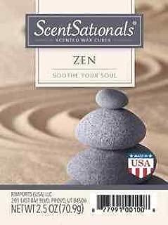 zen scentsy warmer