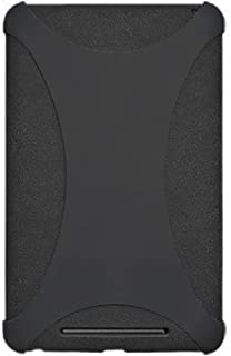 Amzer Amz94381 硅胶果冻柔软贴合手机壳,适用于 asus nexus 7,google nexus 7 - 1 件装 - 零售包装 - 黑色