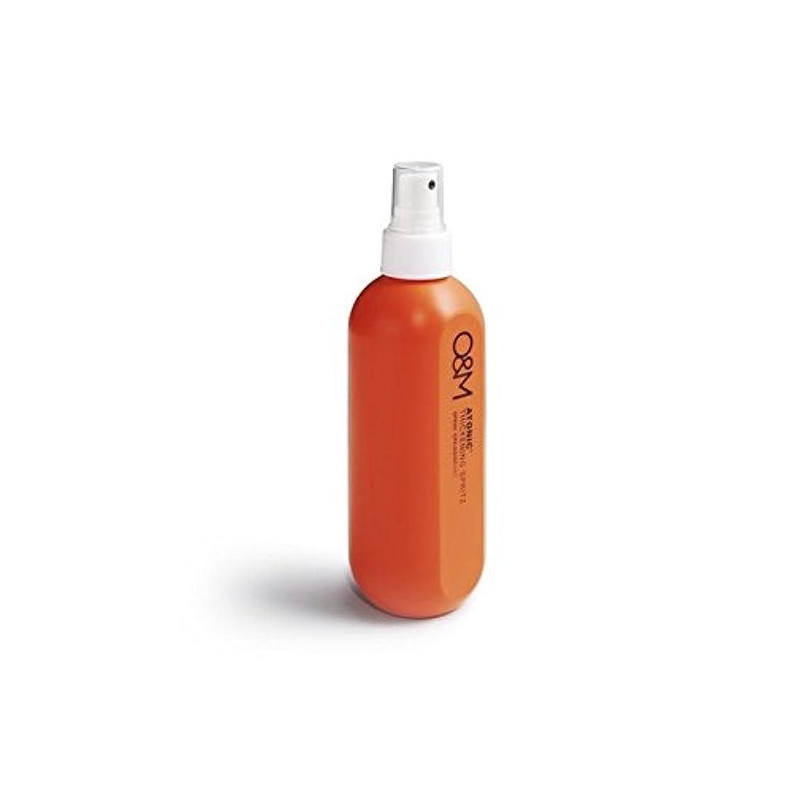 敬なあなたのものティームOriginal & Mineral Atonic Thickening Spritz (250ml) (Pack of 6) - オリジナル&ミネラル脱力増粘スプリッツ(250ミリリットル) x6 [並行輸入品]