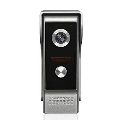 4.3インチ有線ビデオドアの電話システムのビジュアルインターホンのドアベル、1モニター+ 1 * 700TVLカメラのための監視 (サイズ : C)