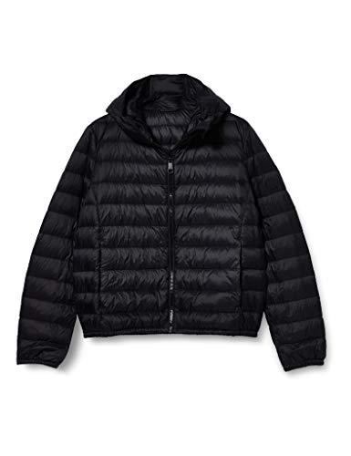 BOSS Womens Oflaffy1 Down Coat, Black (001), 36
